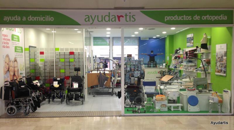 Ortopedia Foto de Tienda de Oviedo